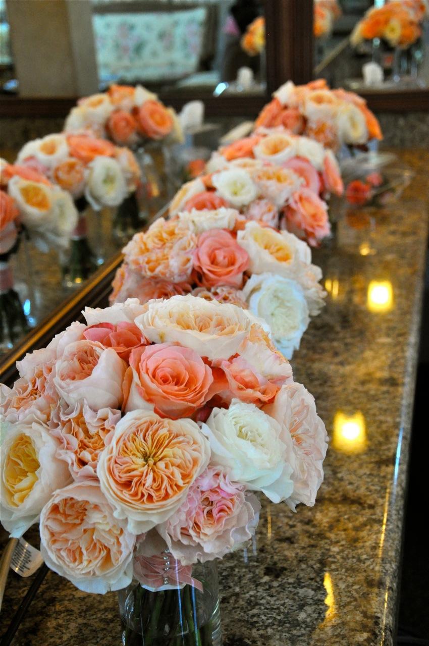 September Wedding Flower Centerpieces Dahlia Flower Class Wedding
