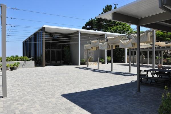 Pacific Ridge Courtyard