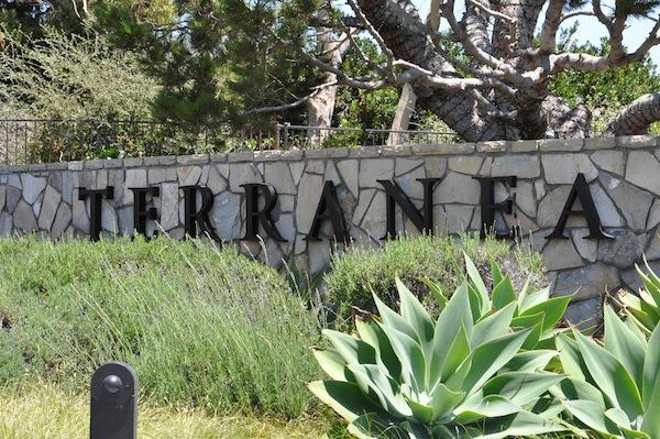 Terranea Entrance