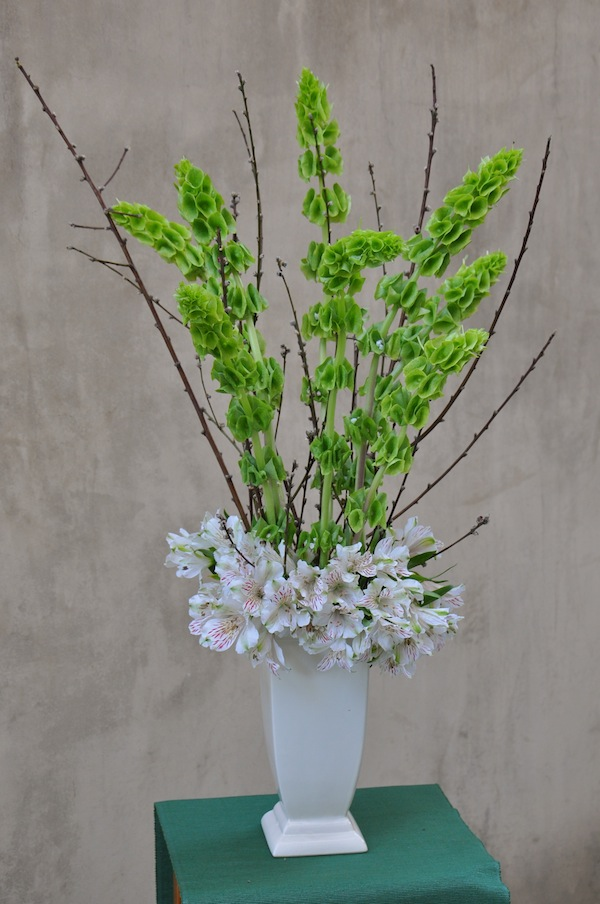 St. Patrick's Day Flowers - Branches and Bells