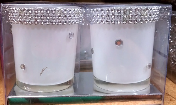 Bling Votives