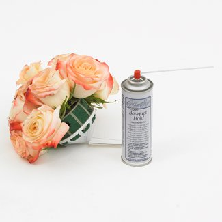 bouquet hold adhesive
