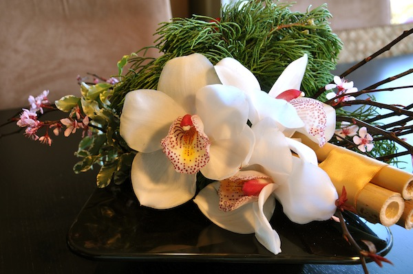 Chinese New Year Flowers by flowerduet.com - Three Friends of Winter