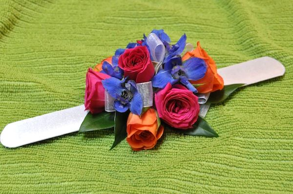 Corsage-step-6