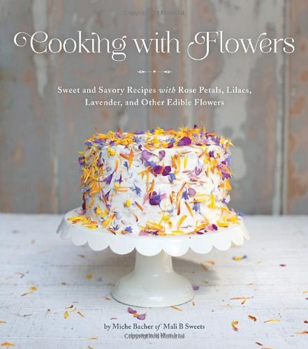 Cooking with Flowers Book Cover