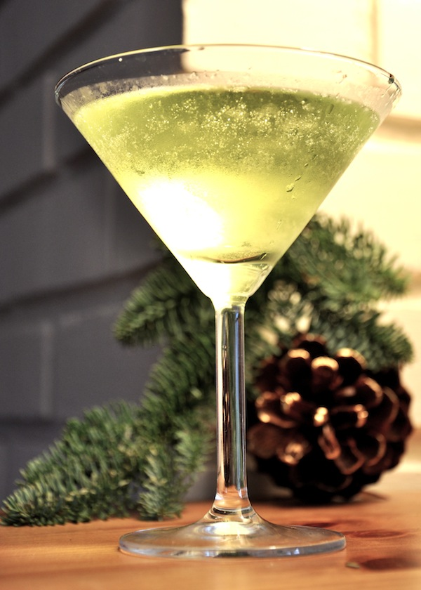 Douglas Fir Cocktail