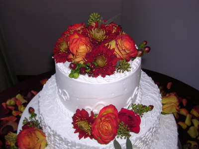Simple Wedding Bouquet Ideas on We Have Lots Of Simple And Elegant Wedding Cake Designs And Ideas