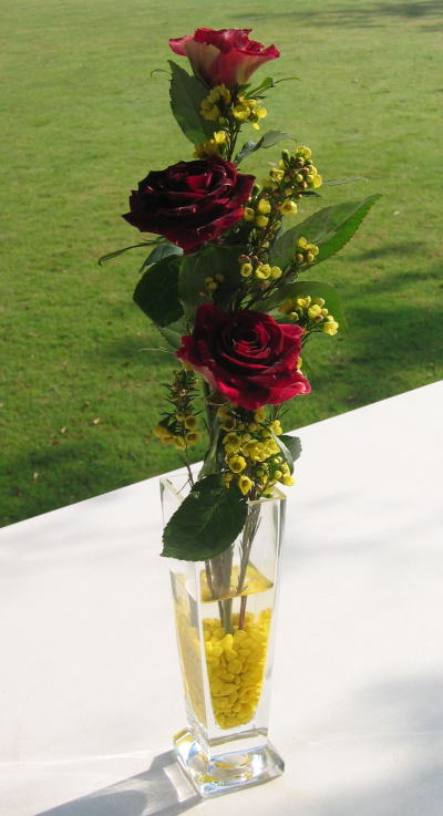 Tall Wedding Flower Vases on Modern Flower Arranging   Fall Flowers   Hocus Pocus Bud Vase
