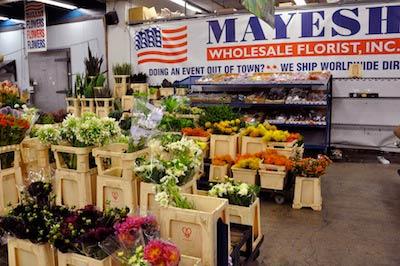 Mayesh in Downtown LA