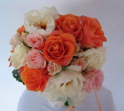flowers roses. Roses amp; Peonies Bouquet
