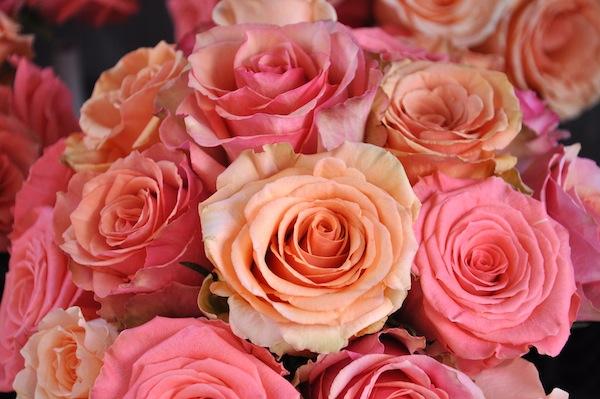 Peach-Coral-Bouquet