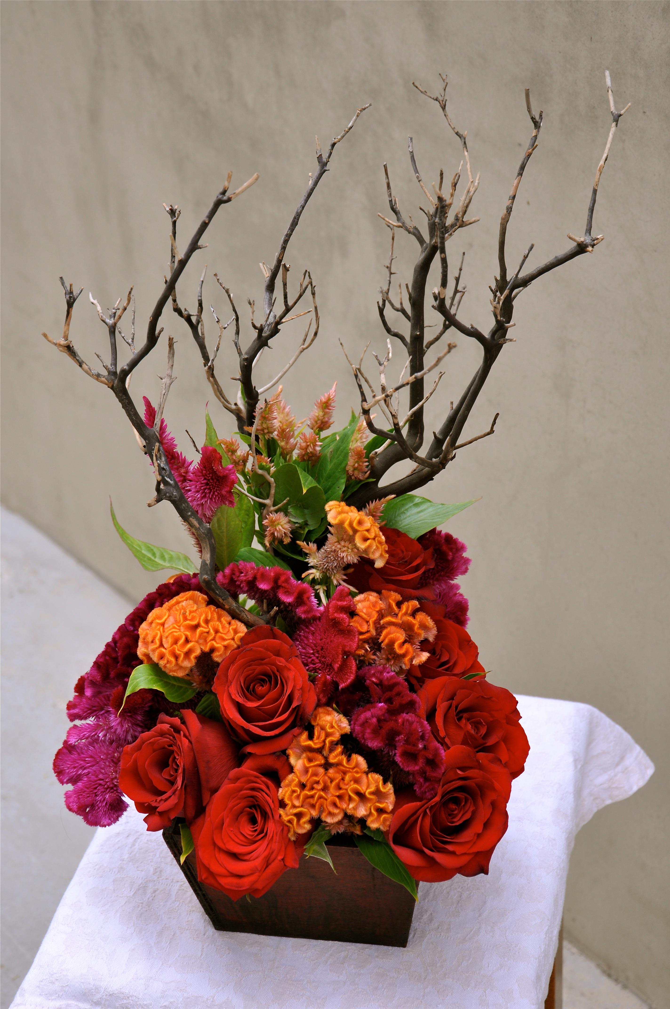 Flower vase pronunciation - Sam Maloof Floral Class