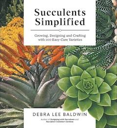 Succulents Simplified Flowers Book Cover