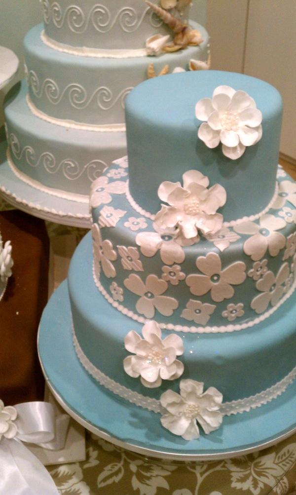 Torrance Bakery Wedding Industry Event - Wedding Cake