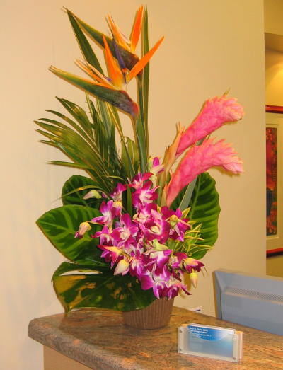 Flower Arrangement Ideas Romantic Decoration