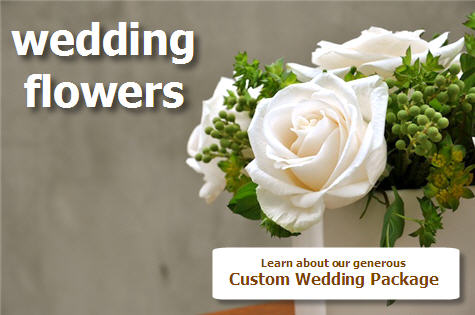 Custom Wedding Florist in Los Angeles